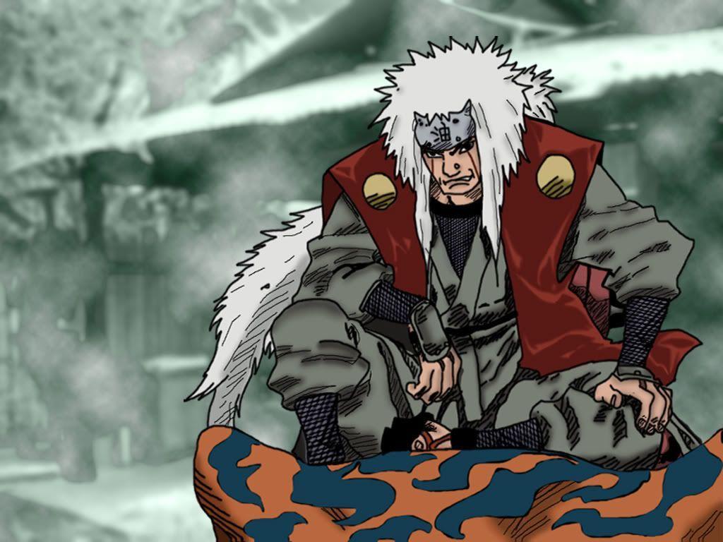 Naruto Jiraiya Wallpapers