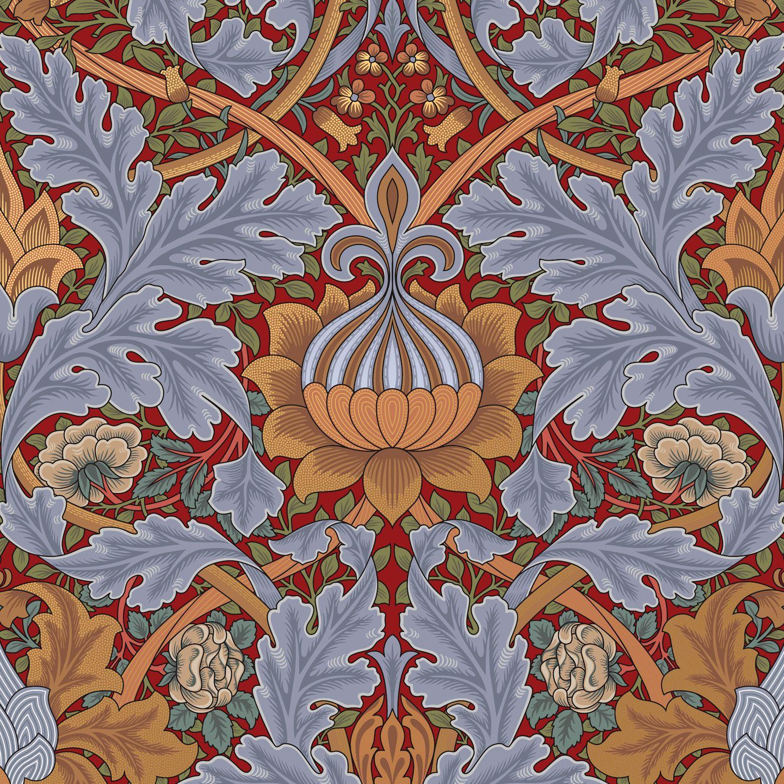 The Great Wallpapers Rebellion: Defending Flamboyance in a