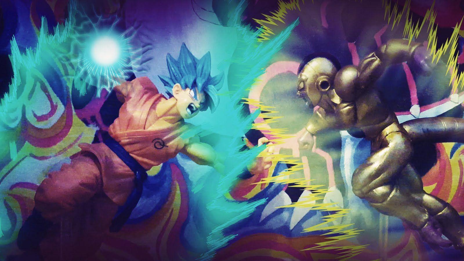 Cool Goku Vs Frieza Wallpapers Pandu Wallpaper Cave