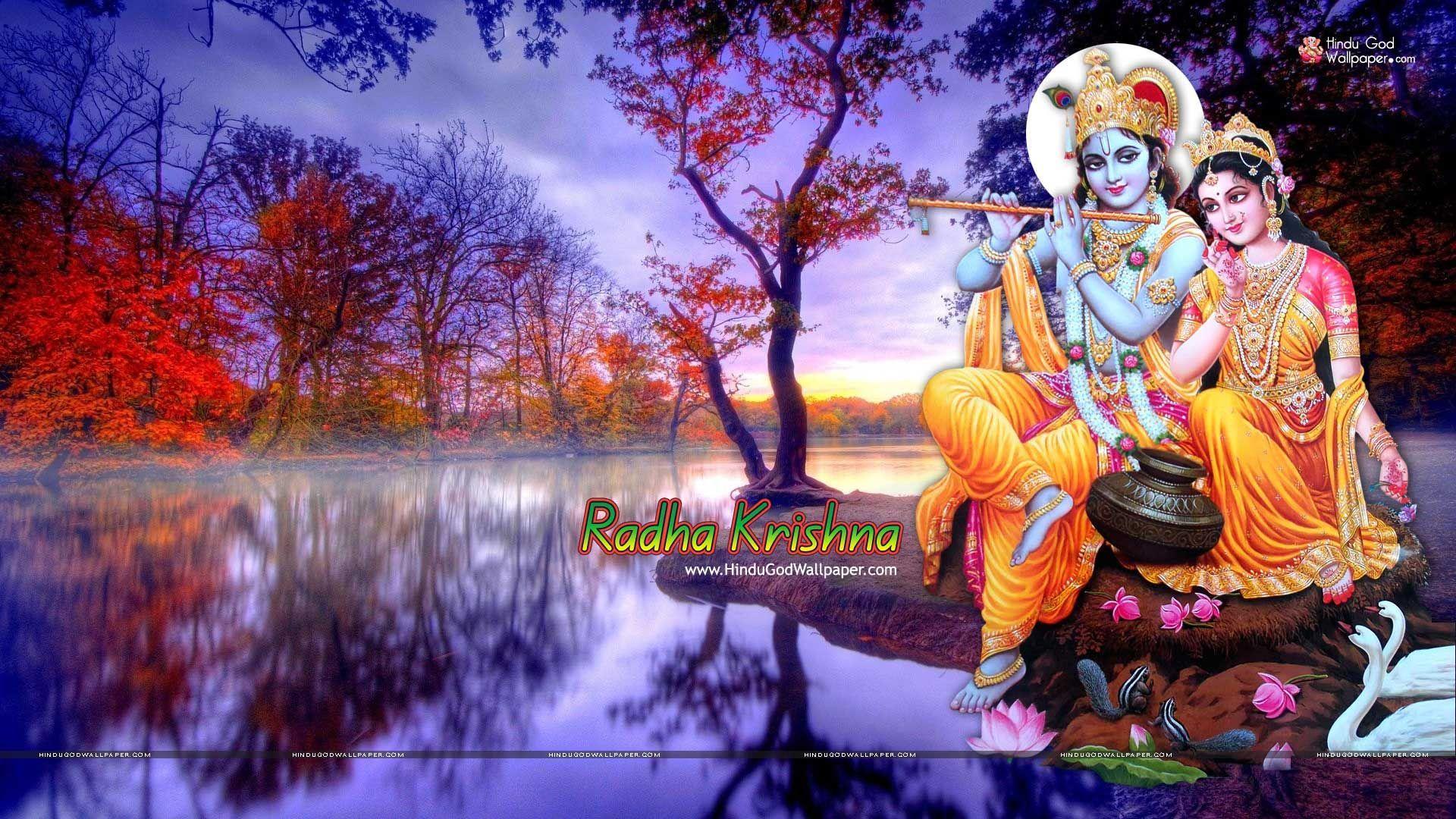 Shri Krishna 1080p Desktop Wallpapers Wallpaper Cave