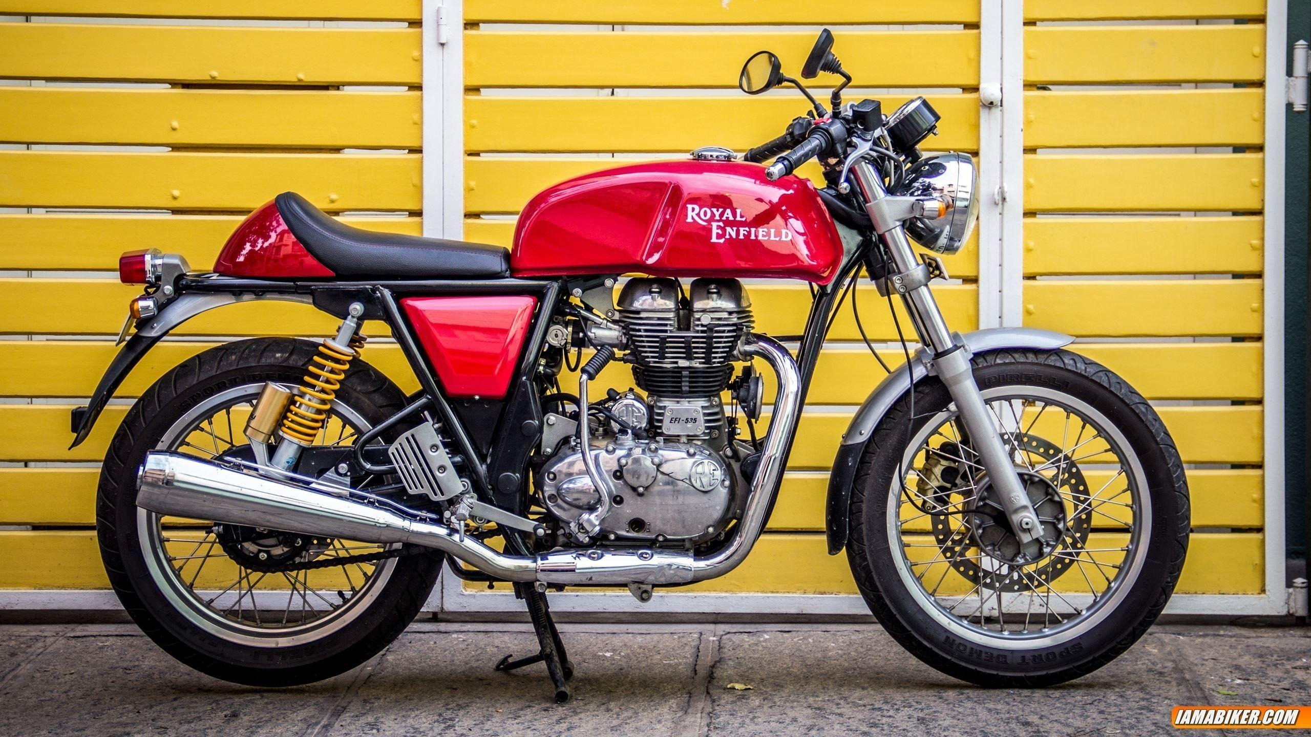 Royal Enfield Continental Gt Wallpapers Wallpaper Cave