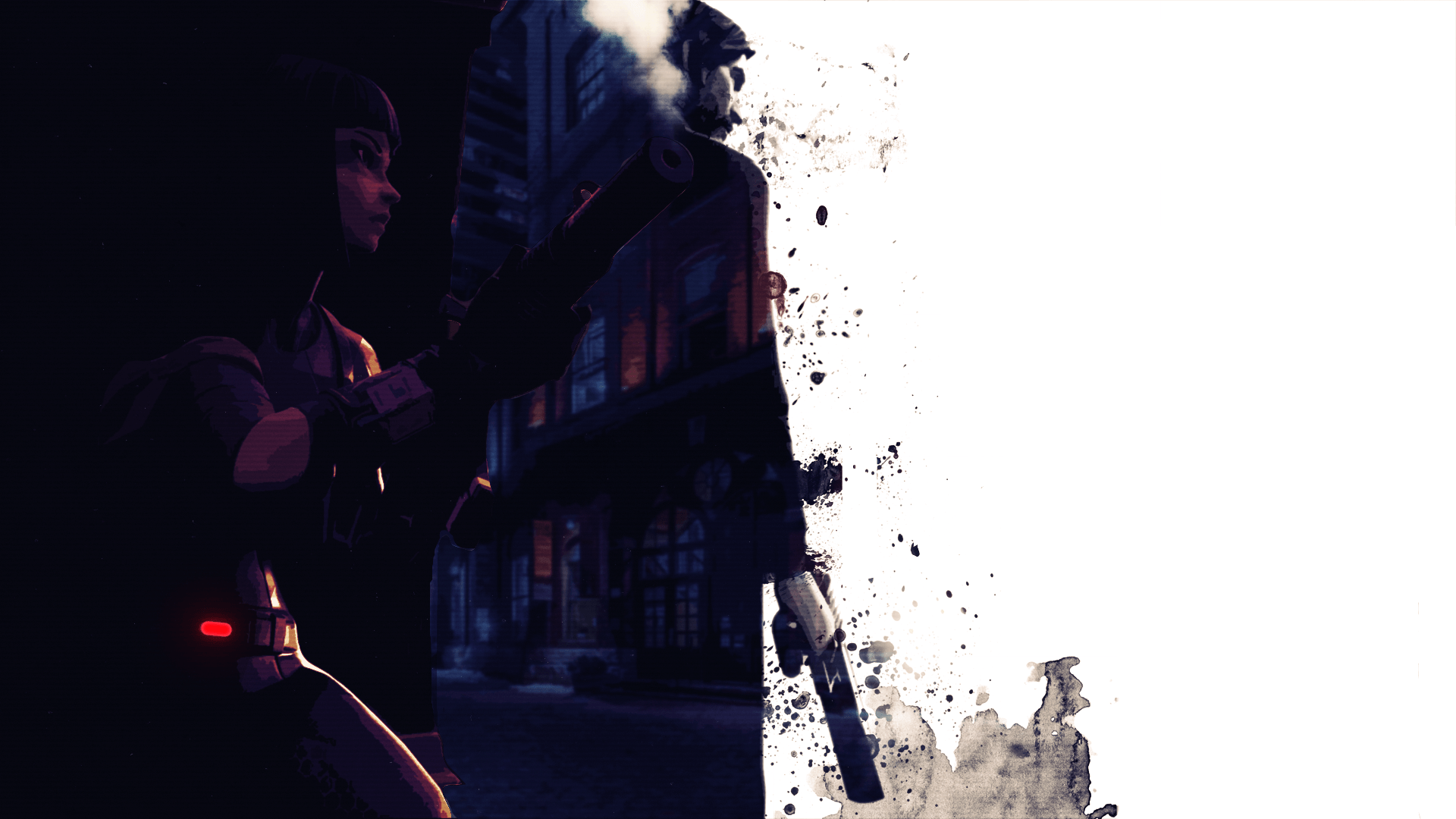 The Reaper (John Wick) Wallpaper (Other versions in the comments ...