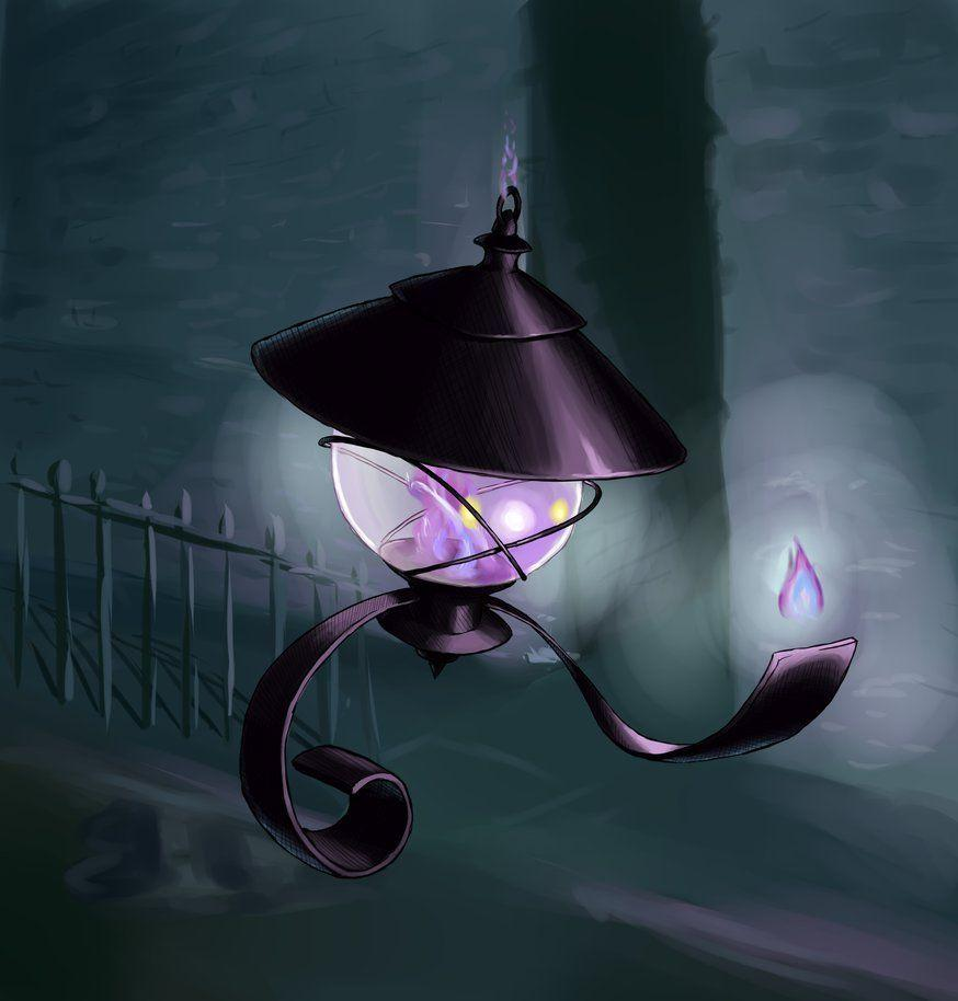 Lampent by coldfire0007 on DeviantArt