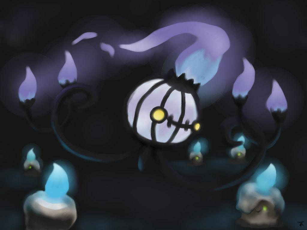 Favorite Pokemon: Chandelure! | MrLovely