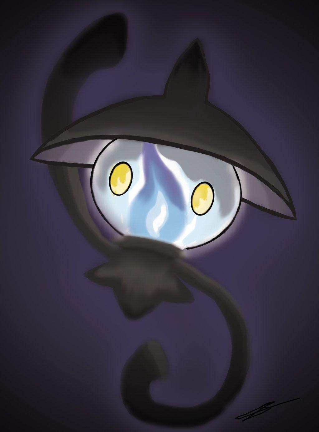 Lampent by kempogirl007 on DeviantArt