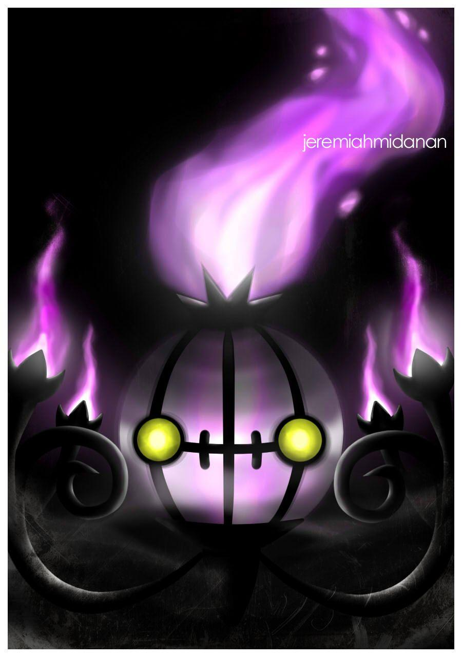 Pokemon : Chandelure by MayaIdanan on DeviantArt