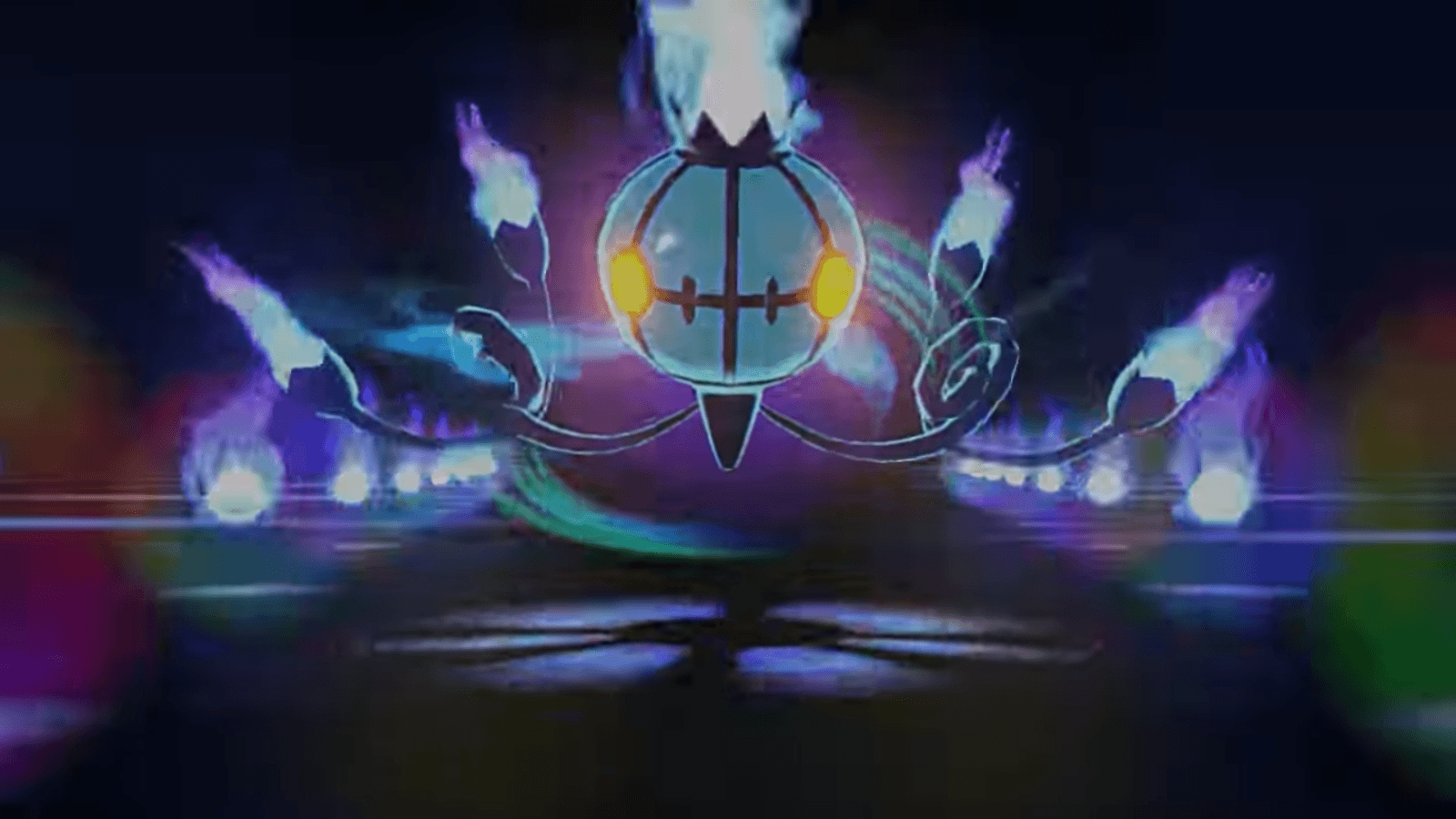 Pokken Tournament DX: Chandelure trailer - Nintendo Everything