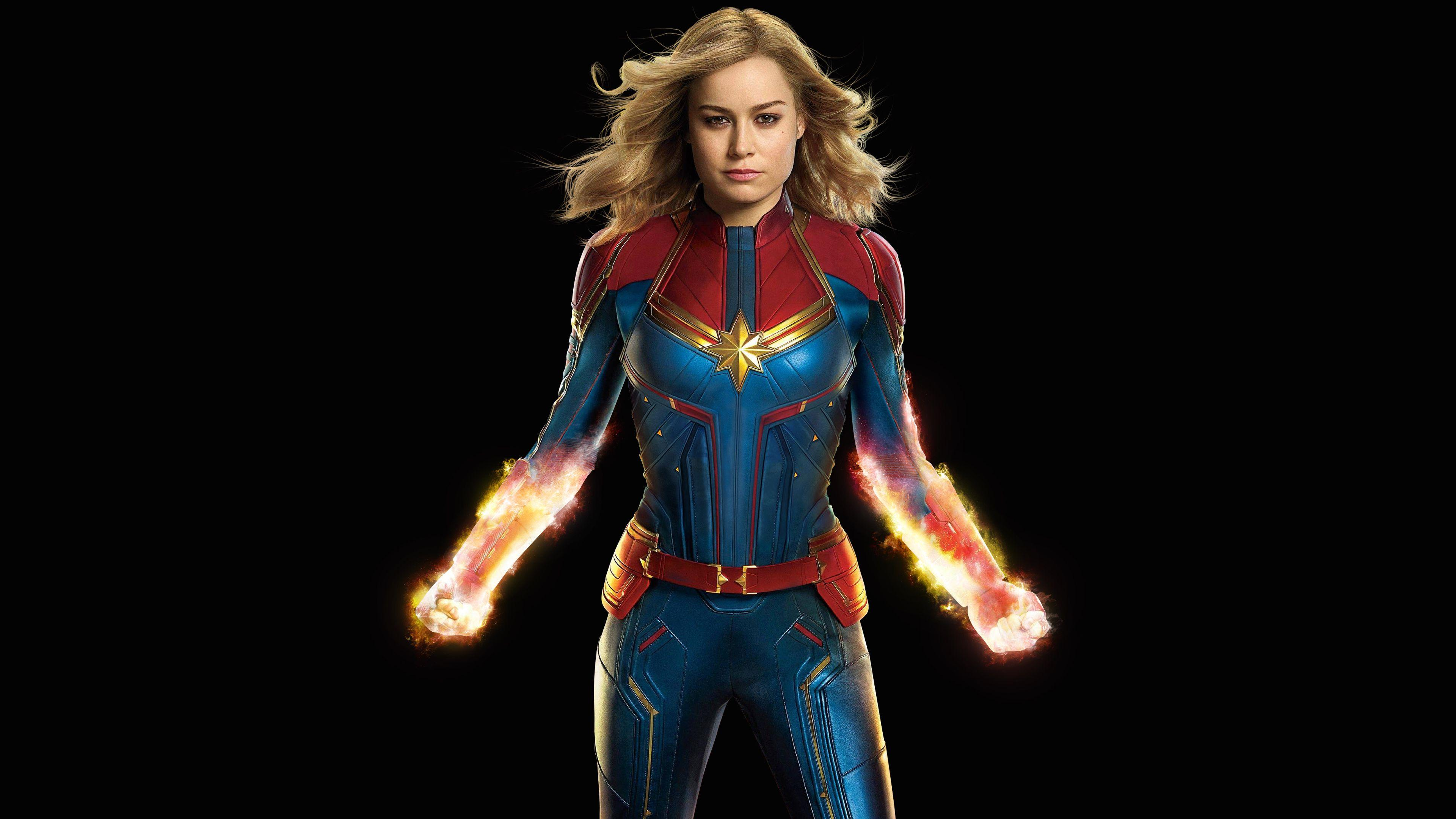 Captain Marvel Hd Wallpapers Wallpaper Cave