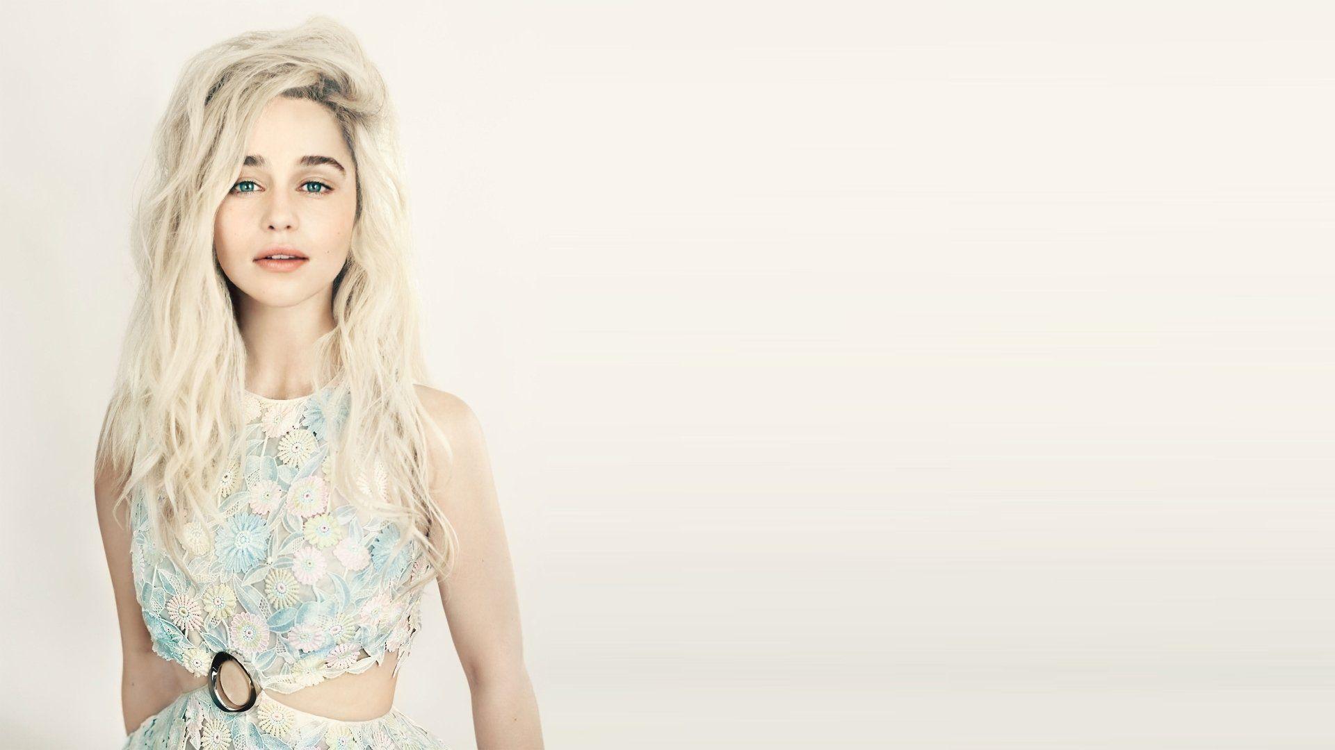 Emilia Clarke Hd Wallpapers Wallpaper Cave