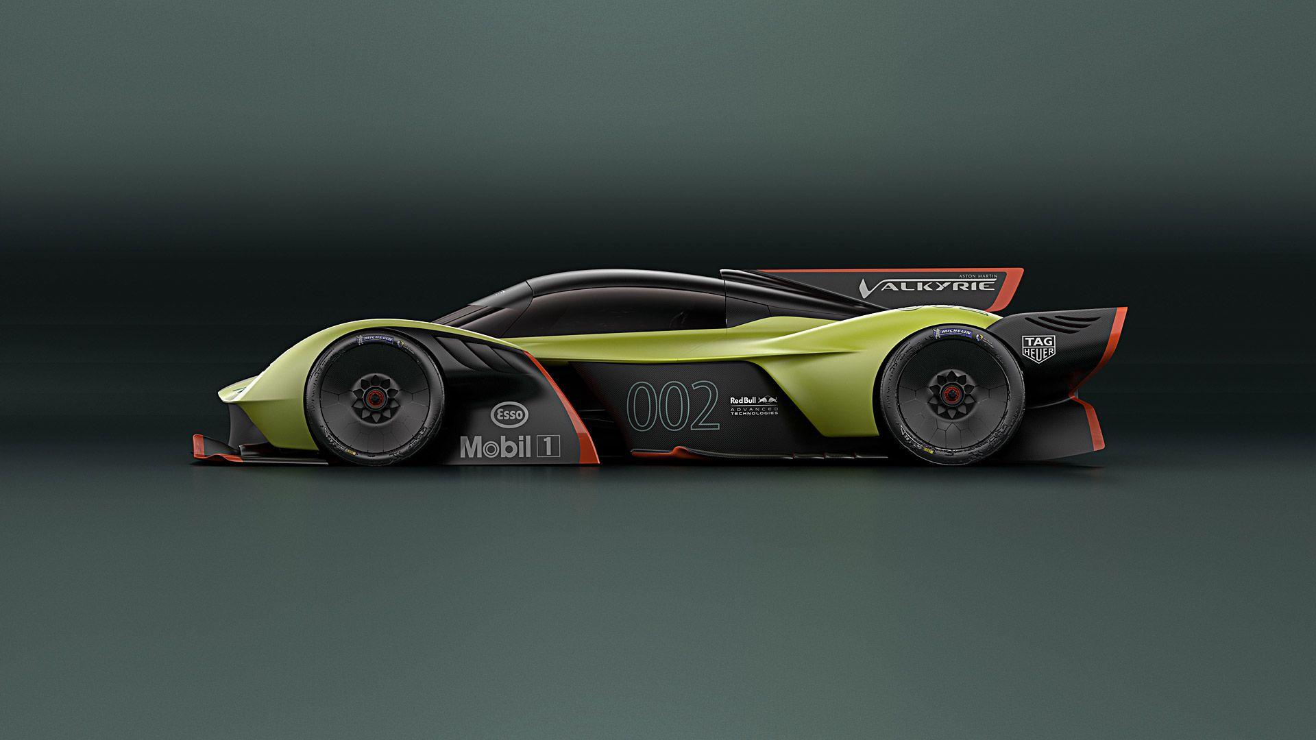 Aston Martin Valkyrie Wallpapers Wallpaper Cave