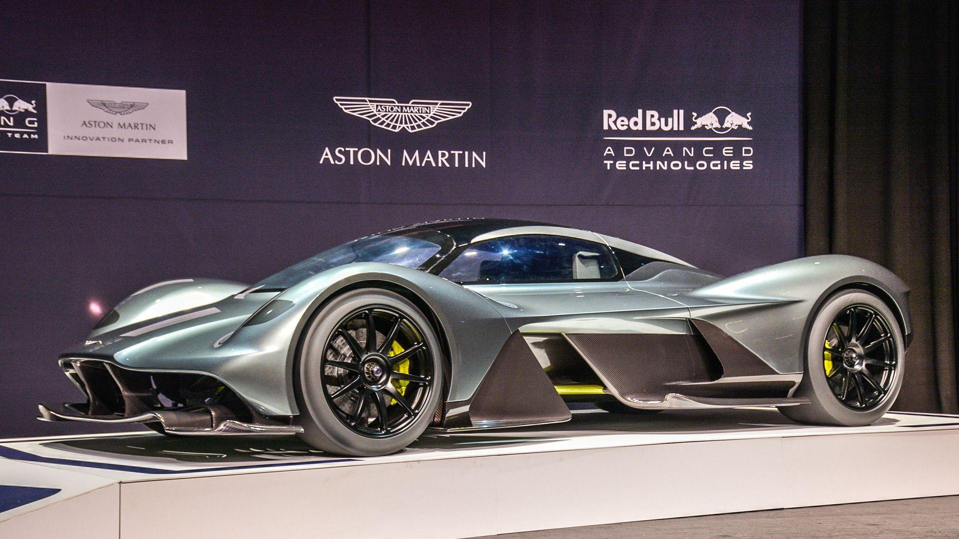 Aston Martin Valkyrie Wallpapers