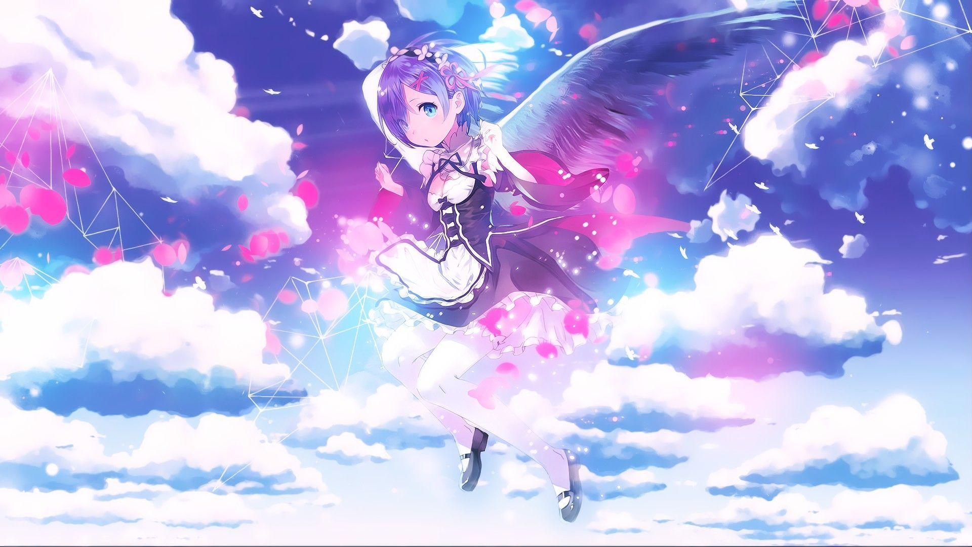 Anime Re Zero Wallpapers Rem