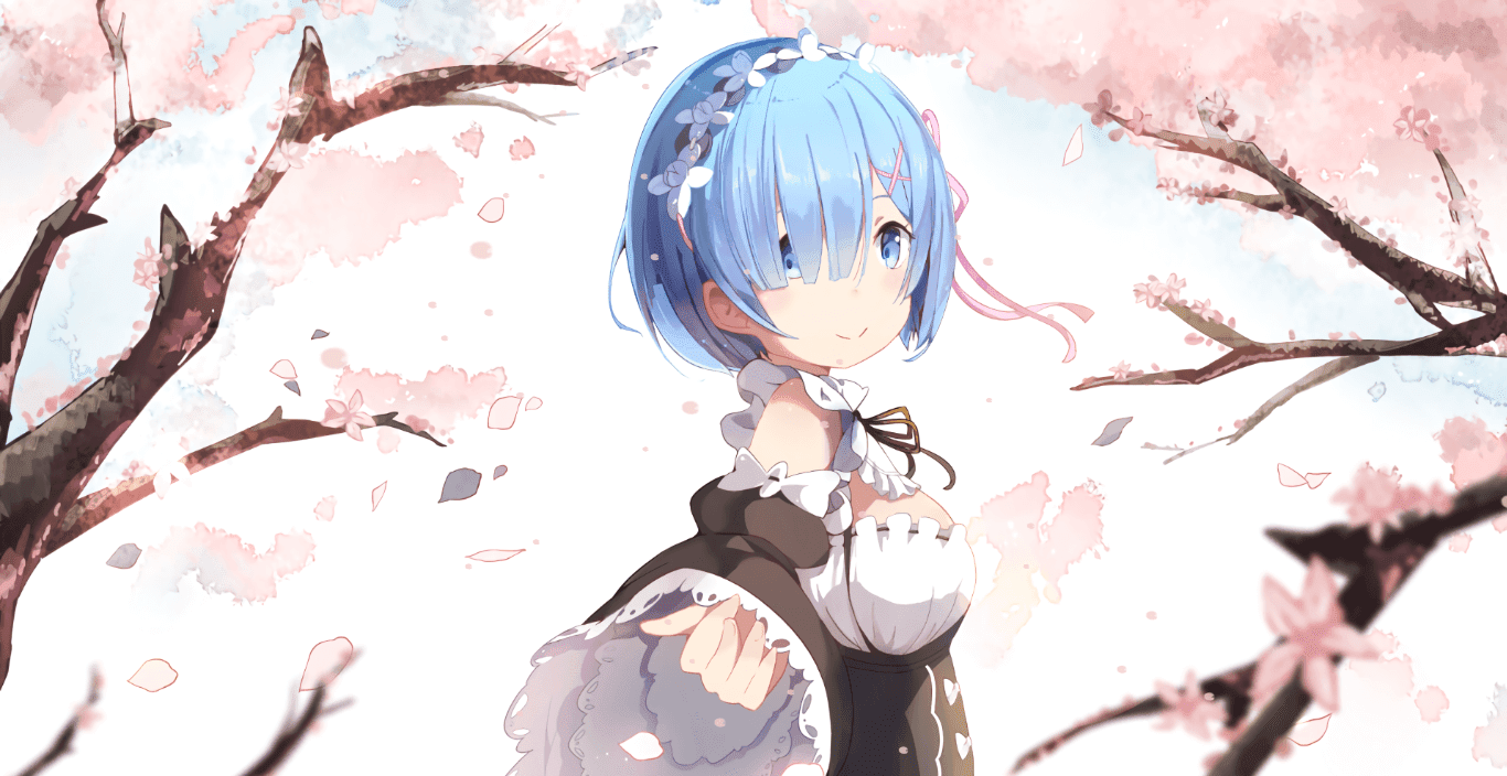 Rem Re:Zero [Wallpapers Engine Anime]