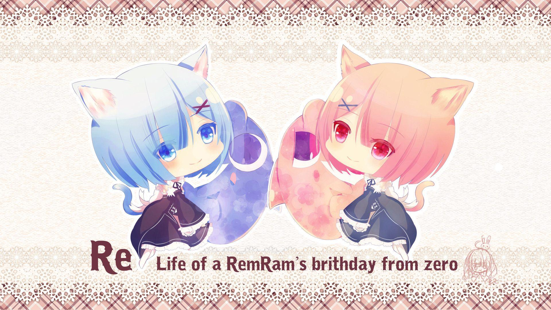 Rem Re Zero Wallpapers Elegant Anime Re Zero Starting Life In Another