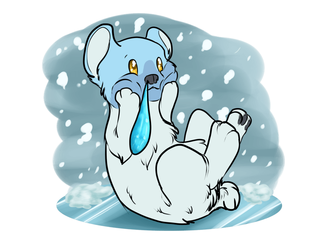 Cute Cubchoo by Whitefeathur