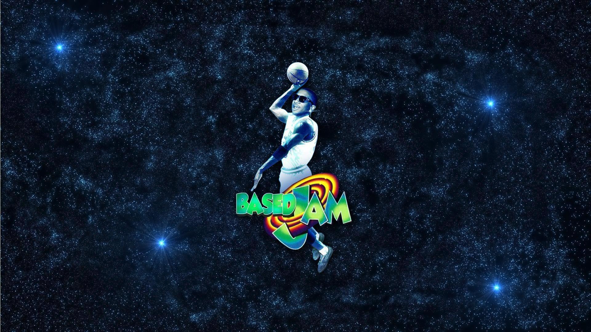 Space Jam Background 9