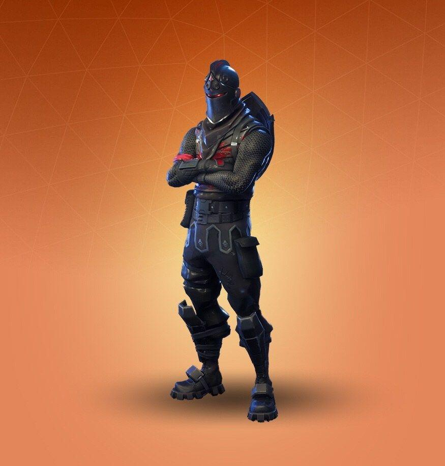 Black Knight Fortnite Wallpapers Wallpaper Cave