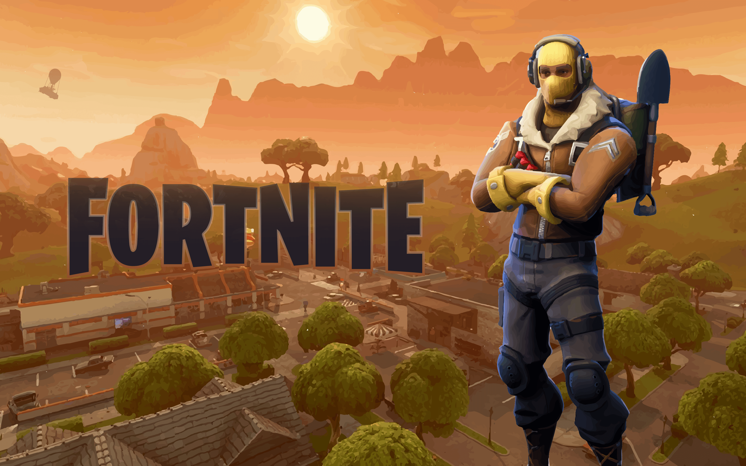 Fortnite HD Wallpapers