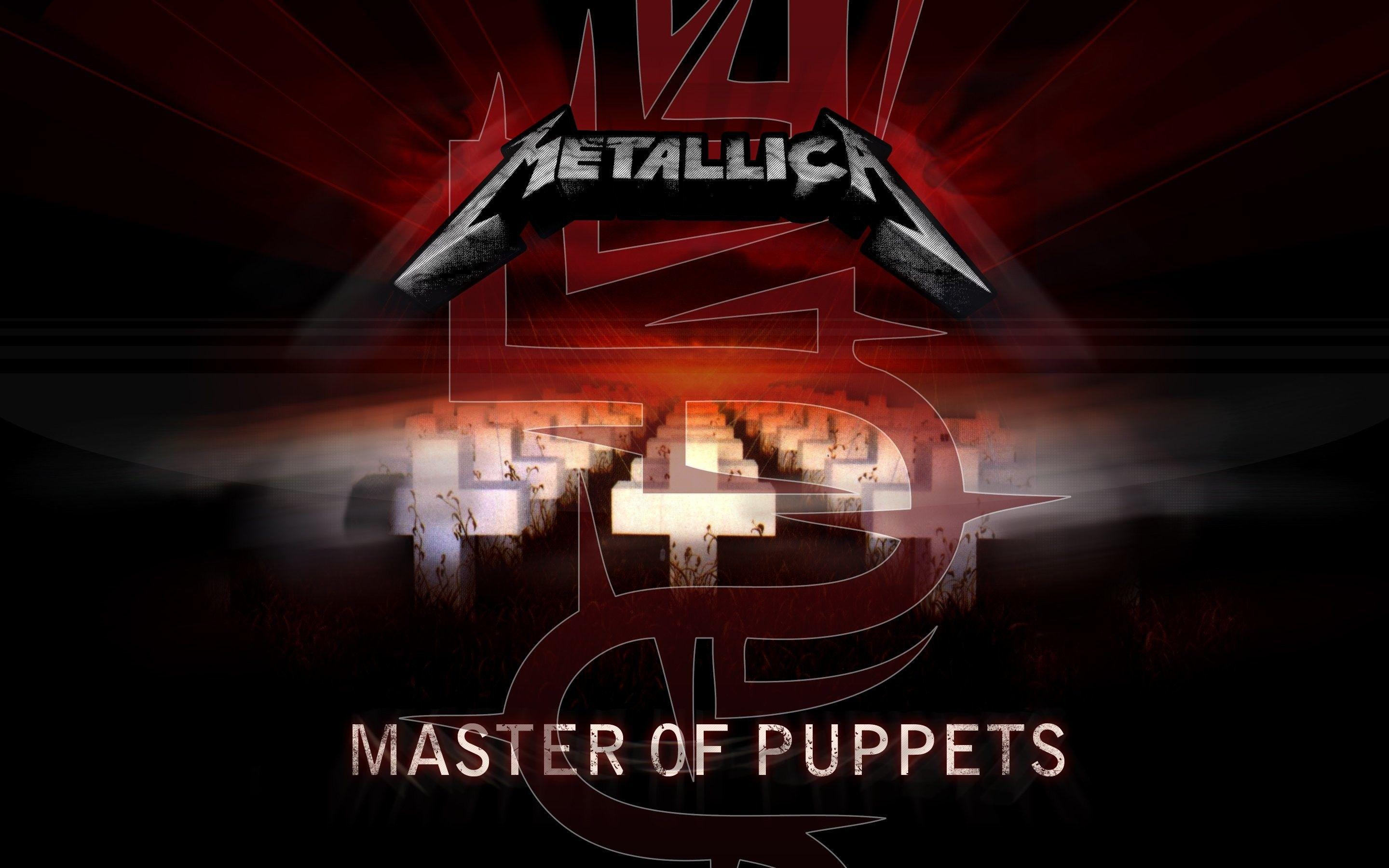 Master Of Puppets Wallpapers Wallpaper Cave