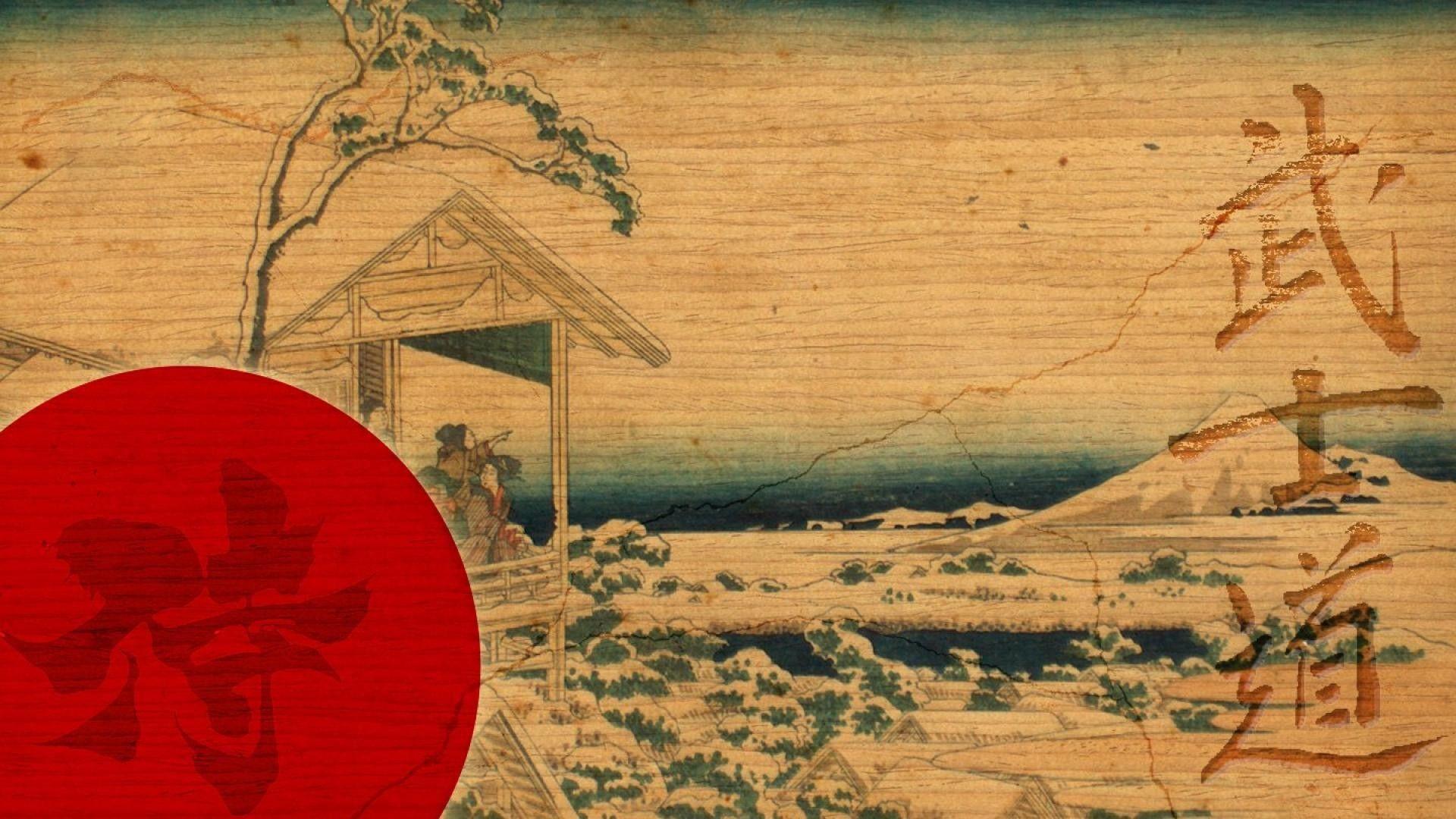 Japan Art Wallpapers - Wallpaper Cave