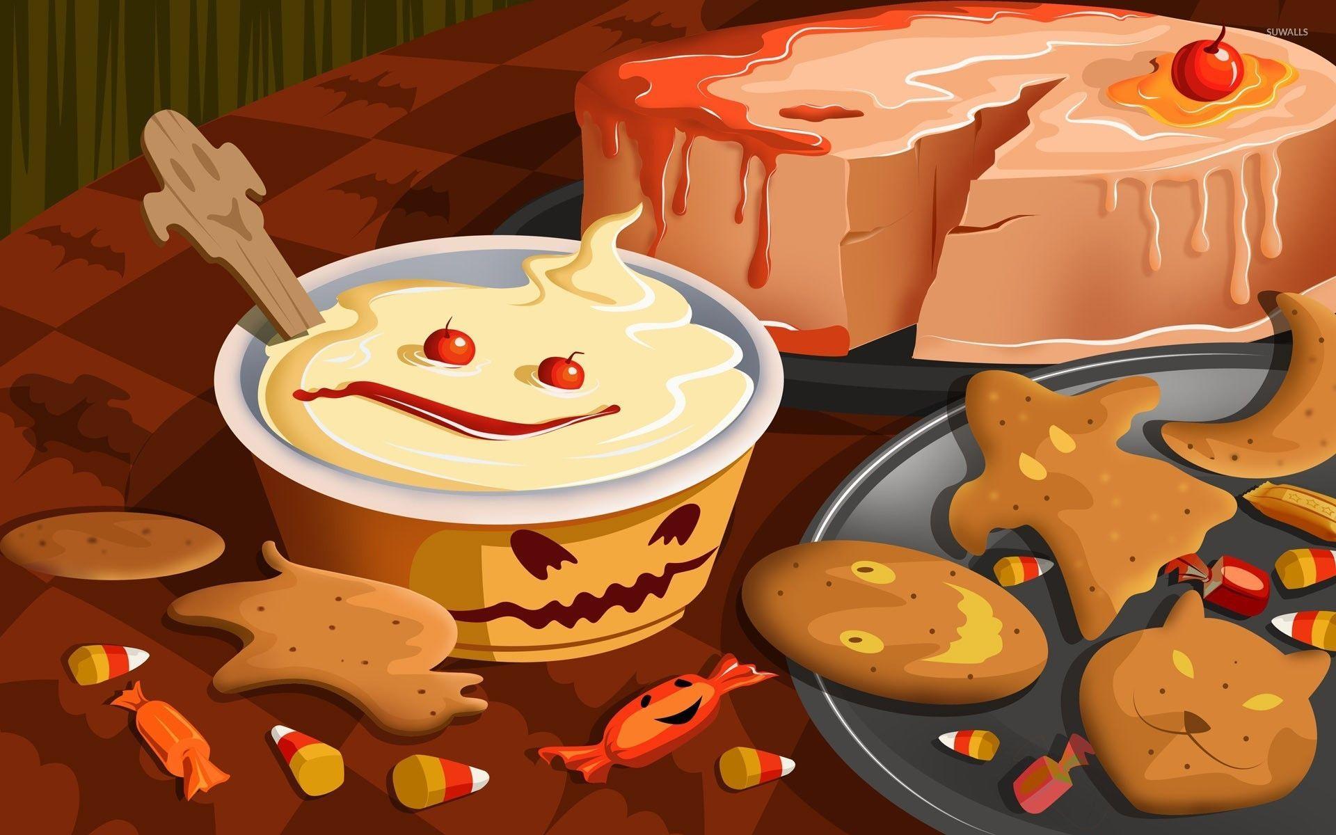 Halloween Recipes Wallpapers Wallpaper Cave