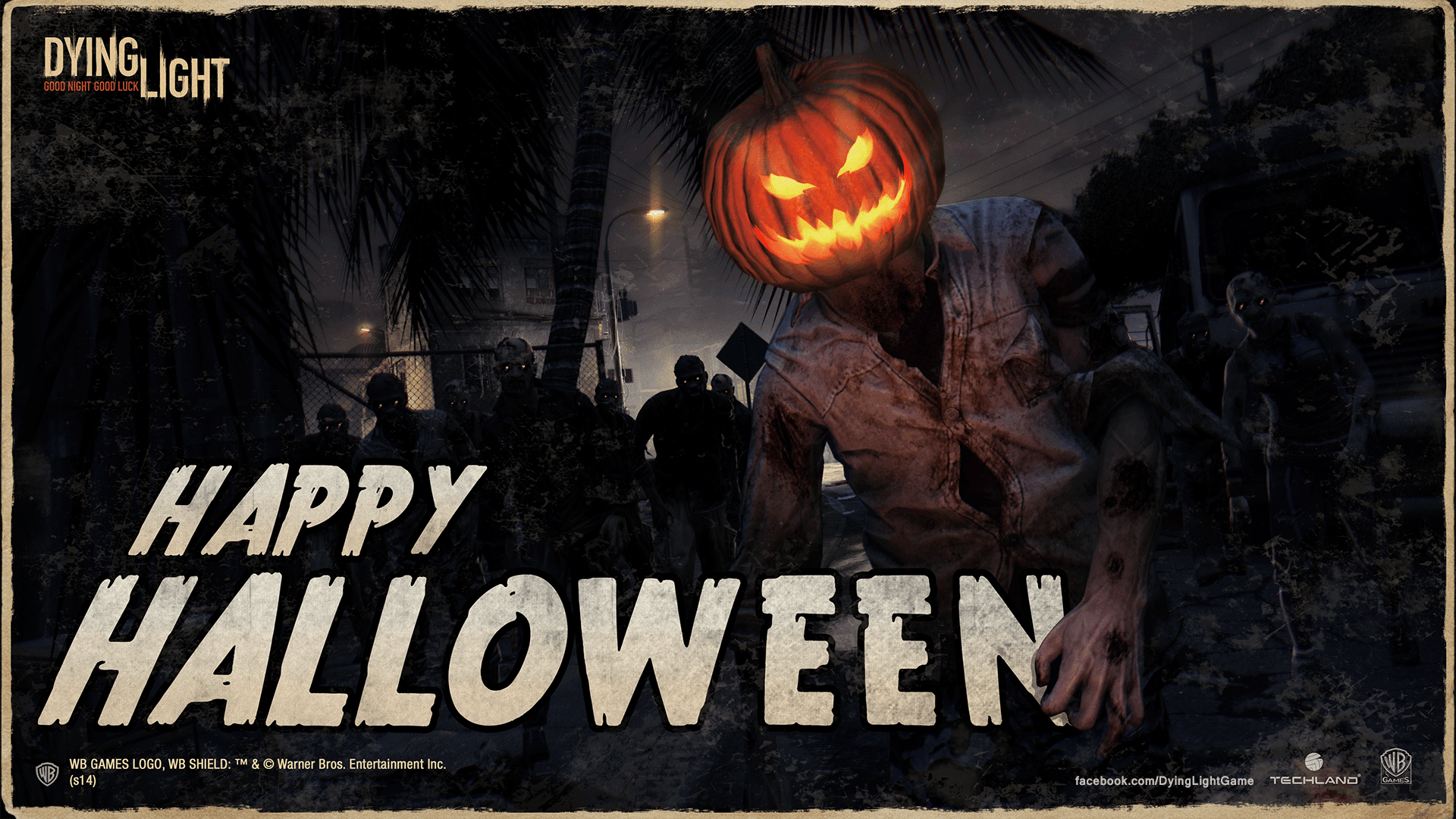 Get In The Halloween Spirit With These 'Dying Light' Wallpapers ...