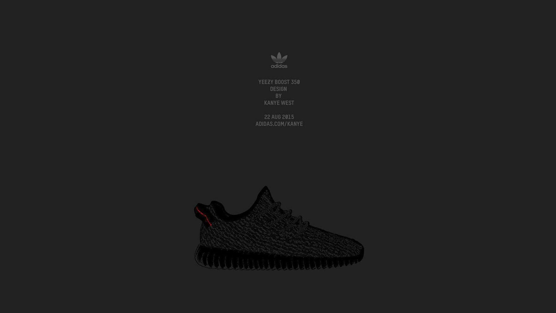 Wallpaper Adidas Yeezy Background