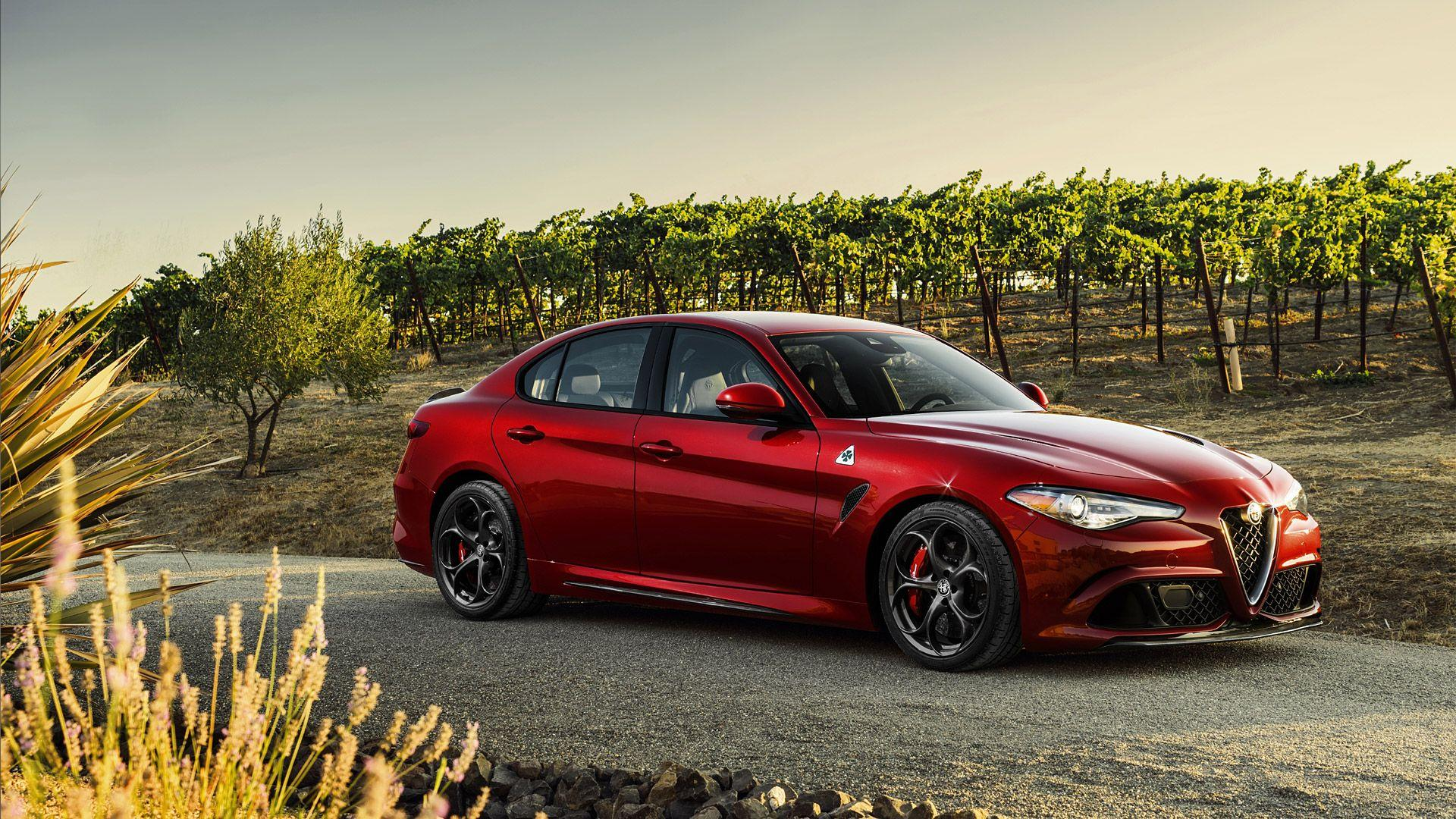 Alfa Romeo Giulia Wallpapers Wallpaper Cave