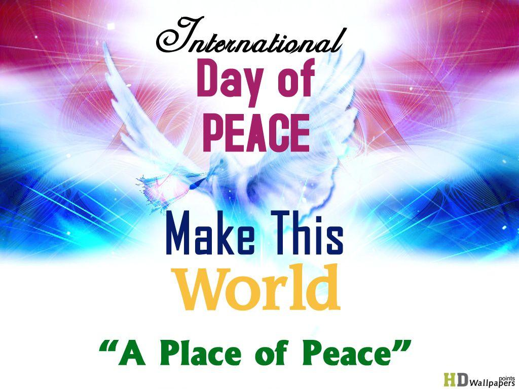 International Day of Peace Wallpapers and Backgrounds Image