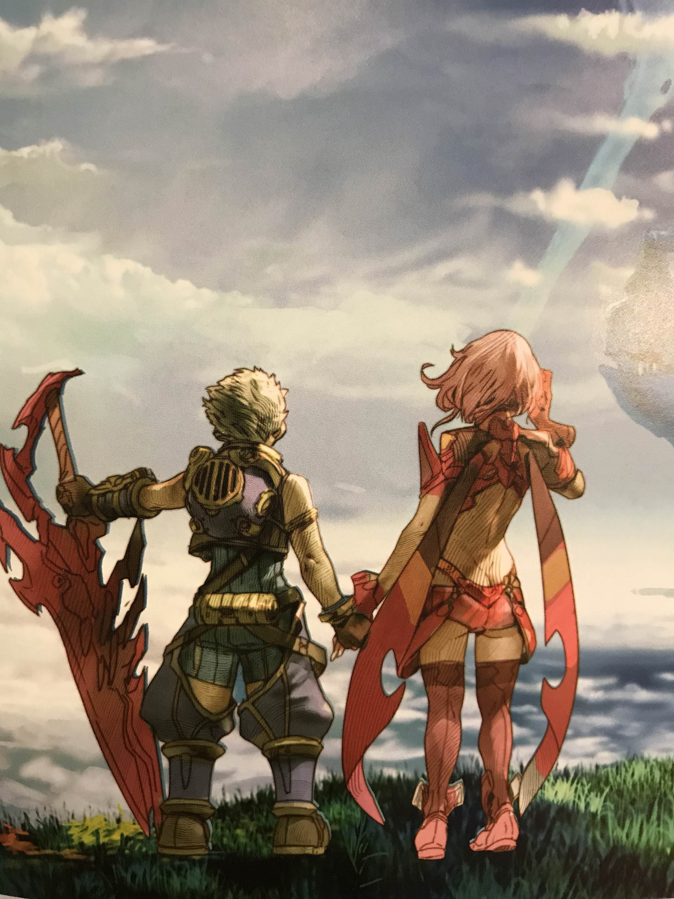 Xenoblade Chronicles 2 Torna The Golden Country Dlc Wallpapers
