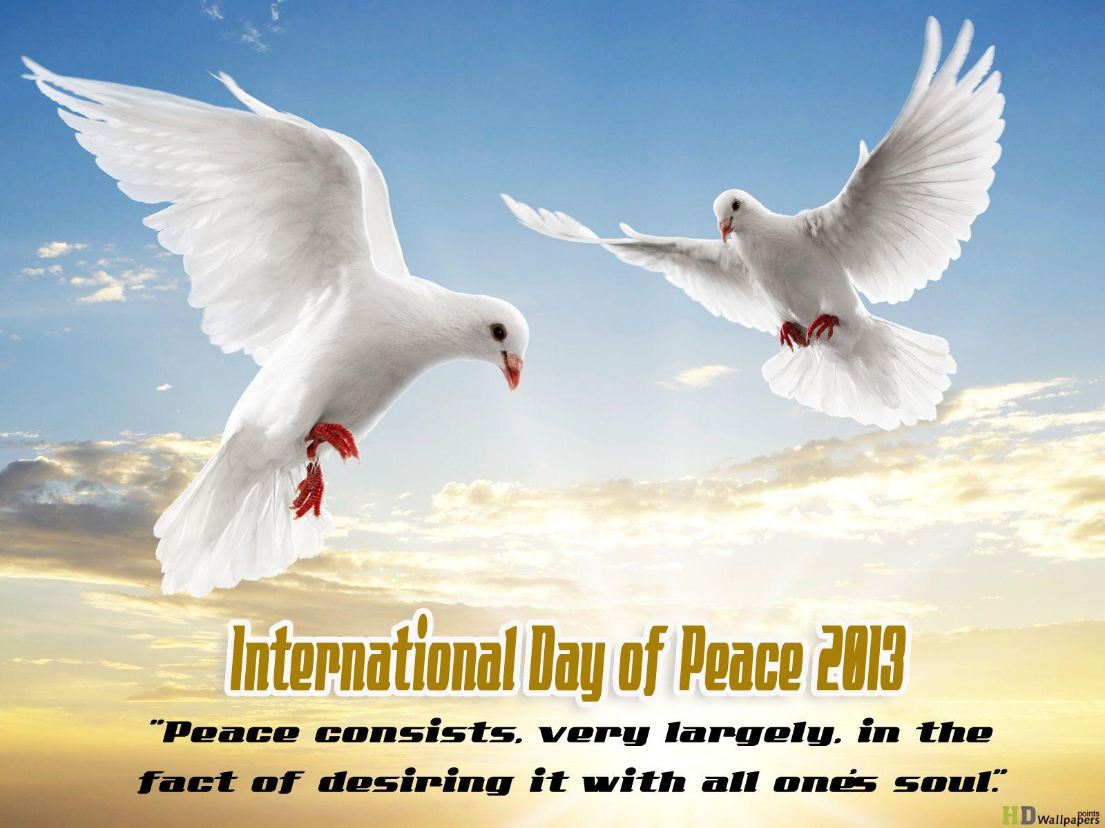 Peace day Photos Pictures Wallpapers for facebook