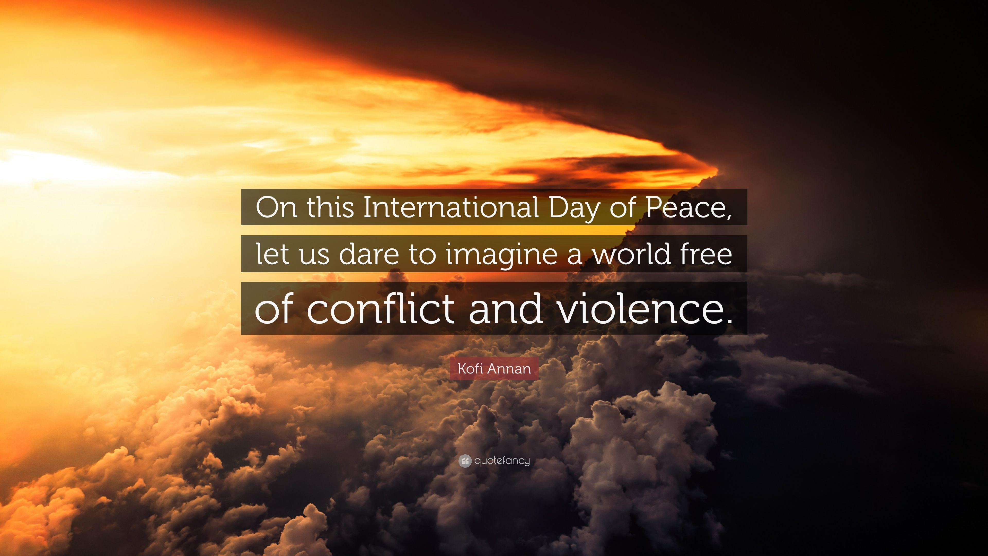 International Day of Peace Wallpapers 6