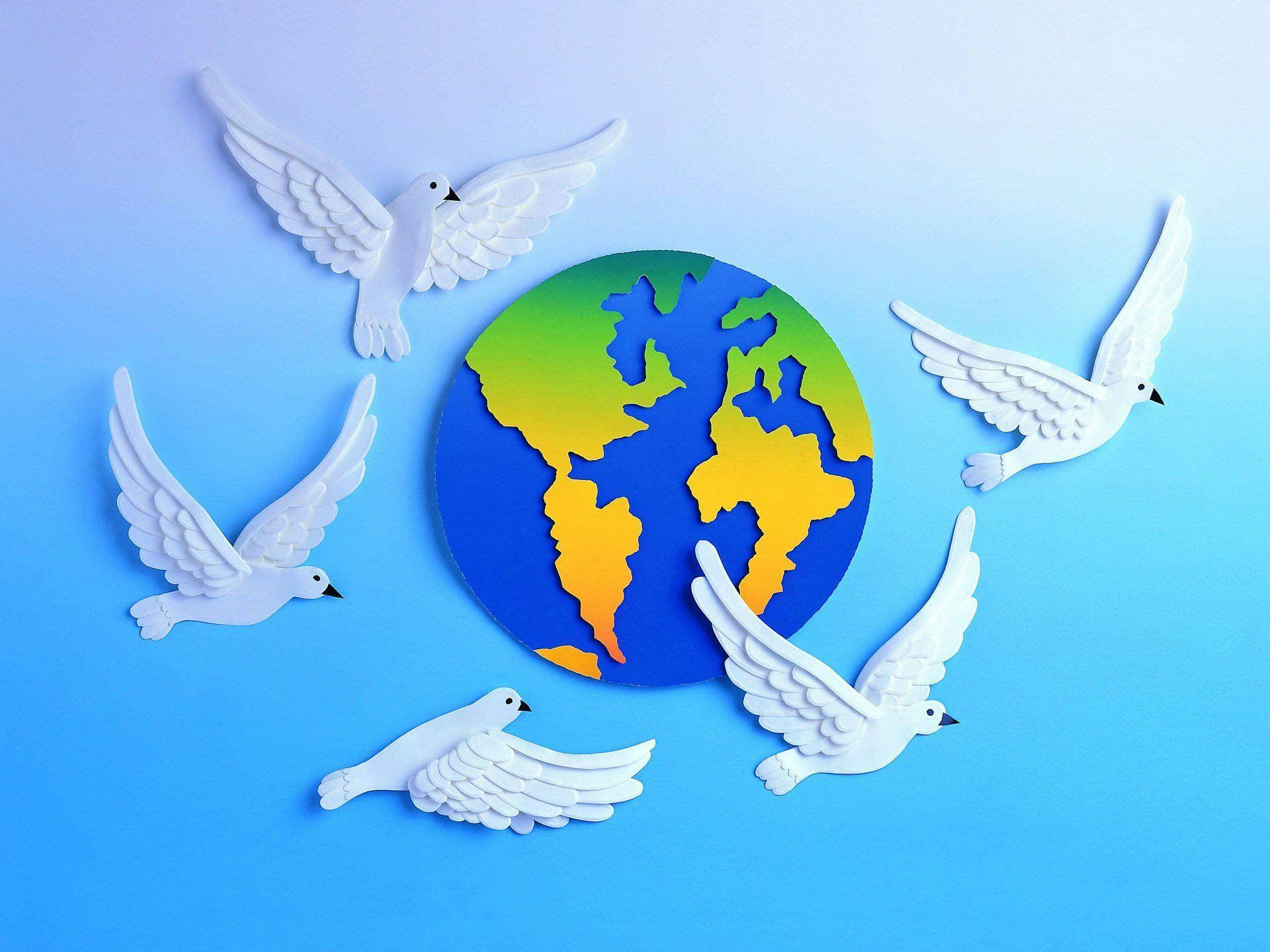 World Peace Wallpapers Hd