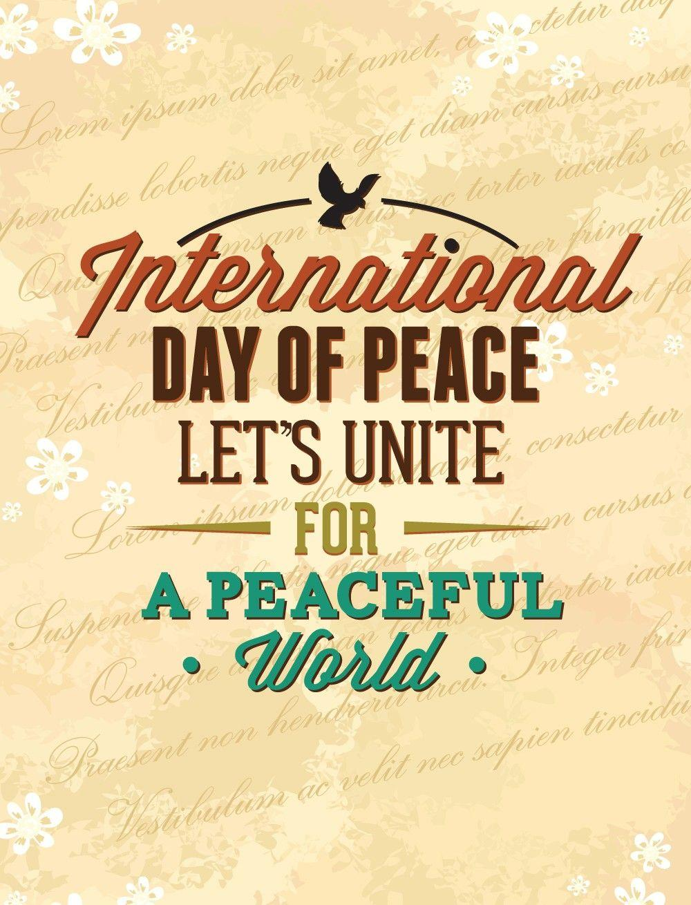 International Peace Quotes on QuotesTopics