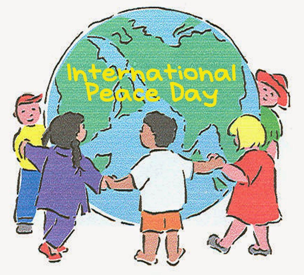 Moments of Introspection: Happy World Peace Day 2014