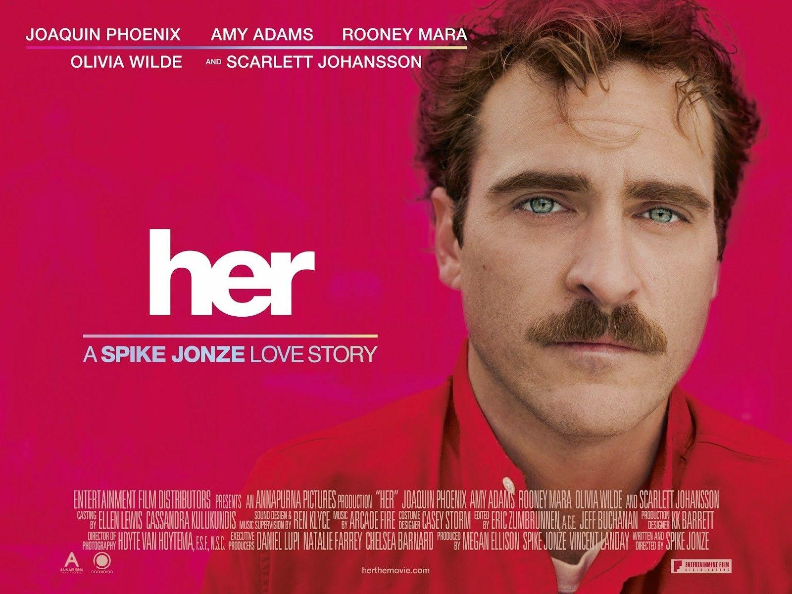 Film Posters, Her