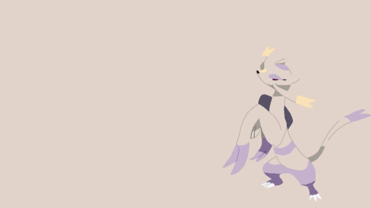 Mienshao Computer Wallpapers by AntStar2004