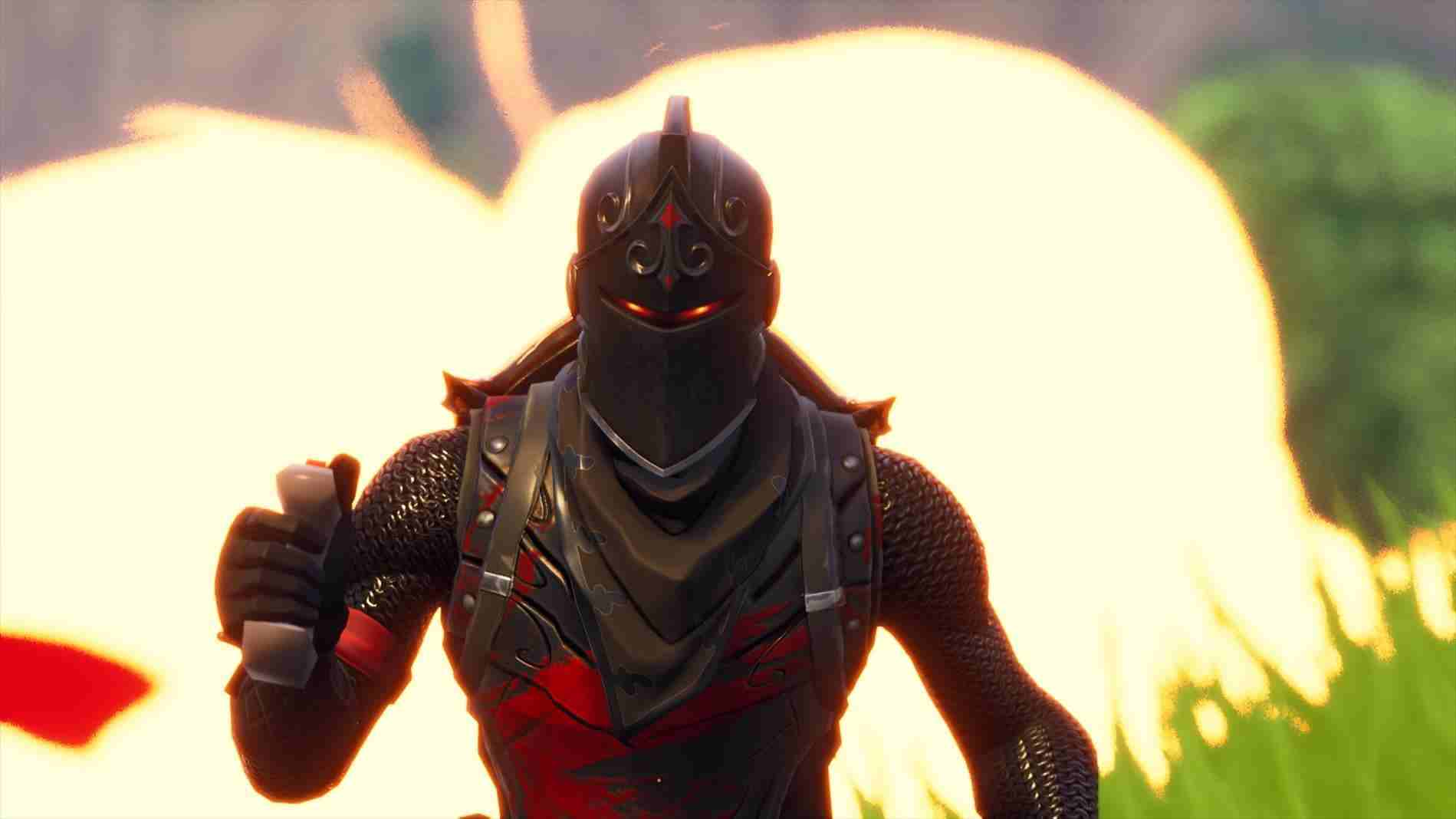 Wallpaper Fortnitebrrhredditcom Mobile Raven Black Knight Fortnite ...