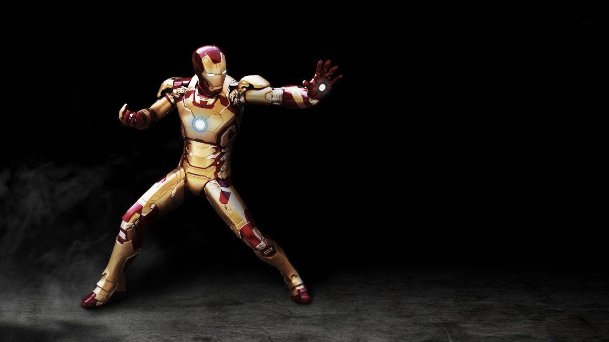 Iron Man Mark 42 Wallpapers Wallpaper Cave