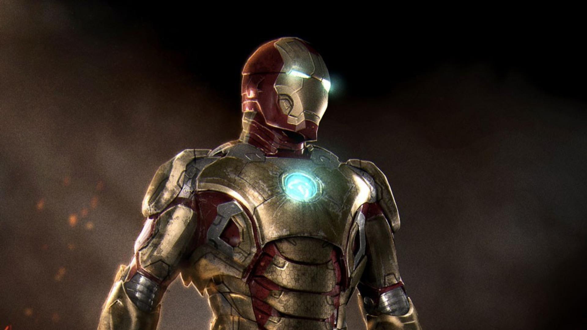 Iron Man Wallpaper 34447: Iron Man Mark 42 Wallpapers