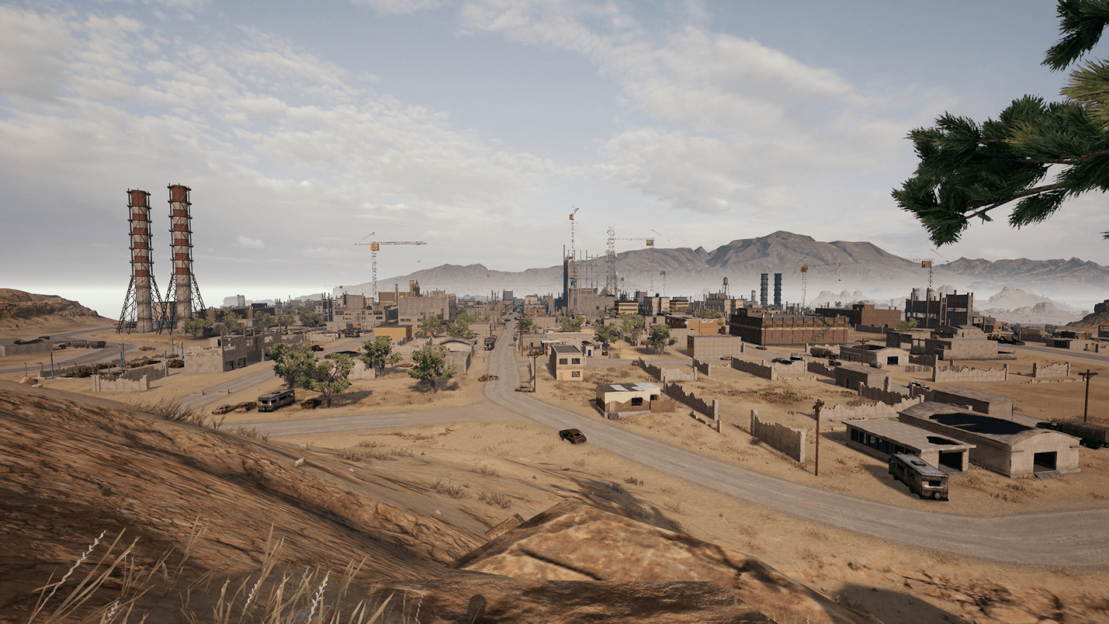 Pubg Hd Map: PUBG Map Wallpapers
