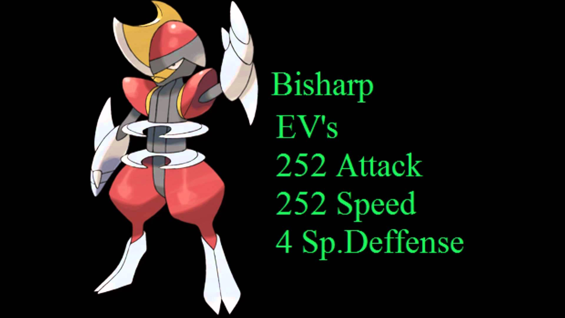 Pokemon Of The Week: Strategy for Bisharp - YouTube