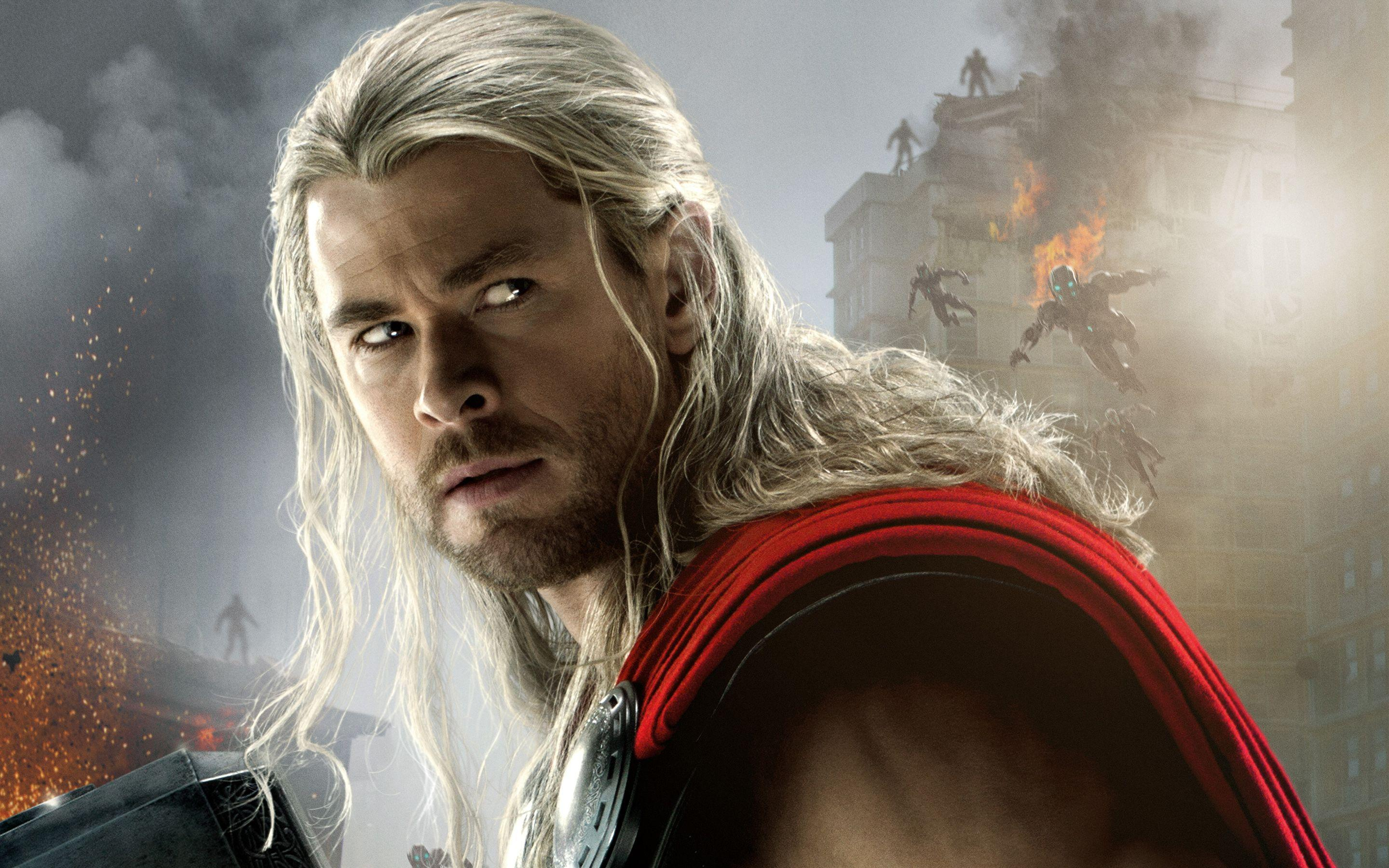 Avengers Thor Wallpapers Wallpaper Cave