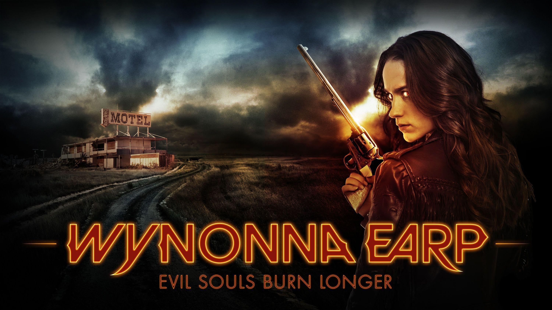 Wynonna Earp Zoom Background
