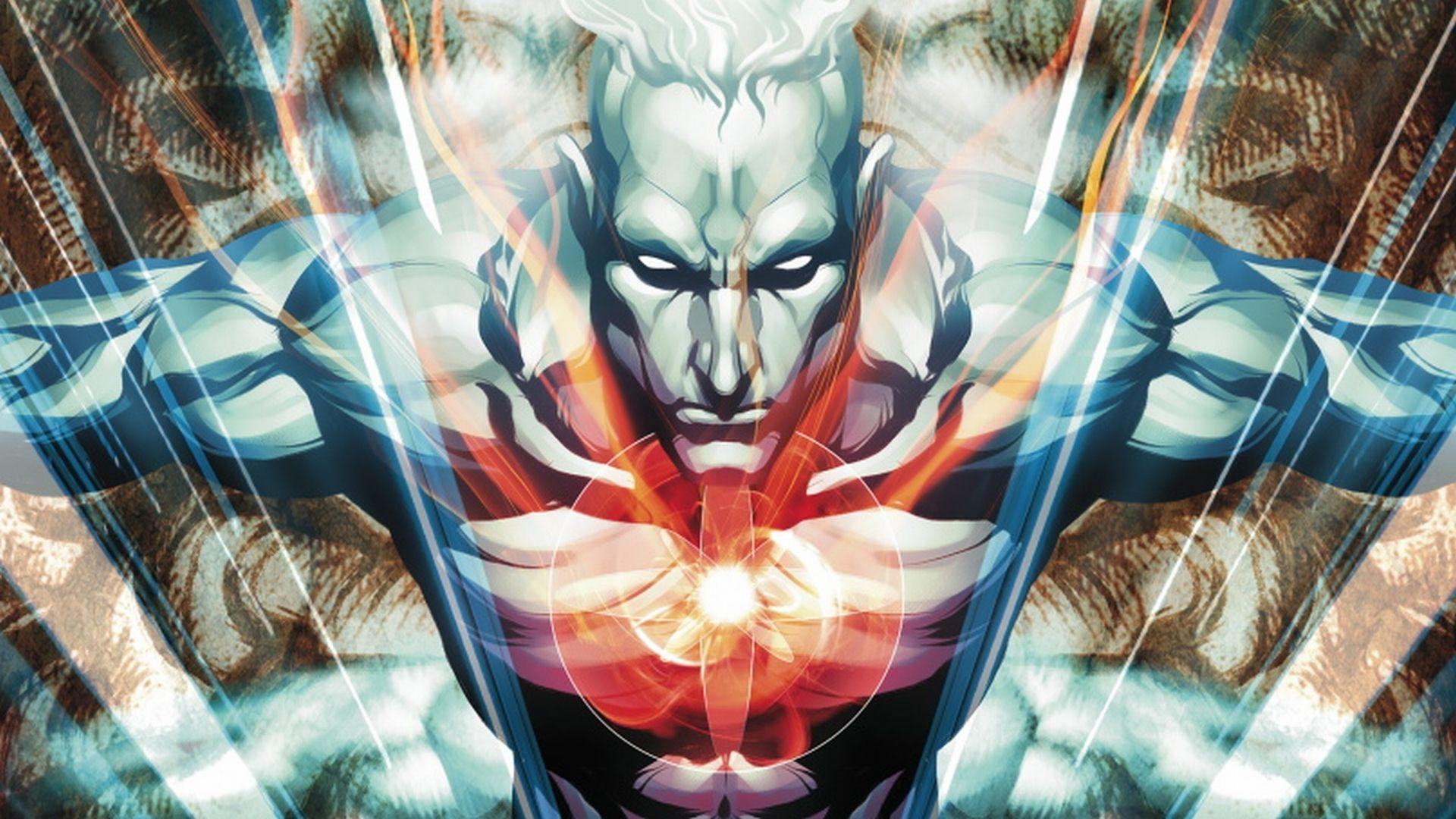 Captain Atom HD Wallpapers