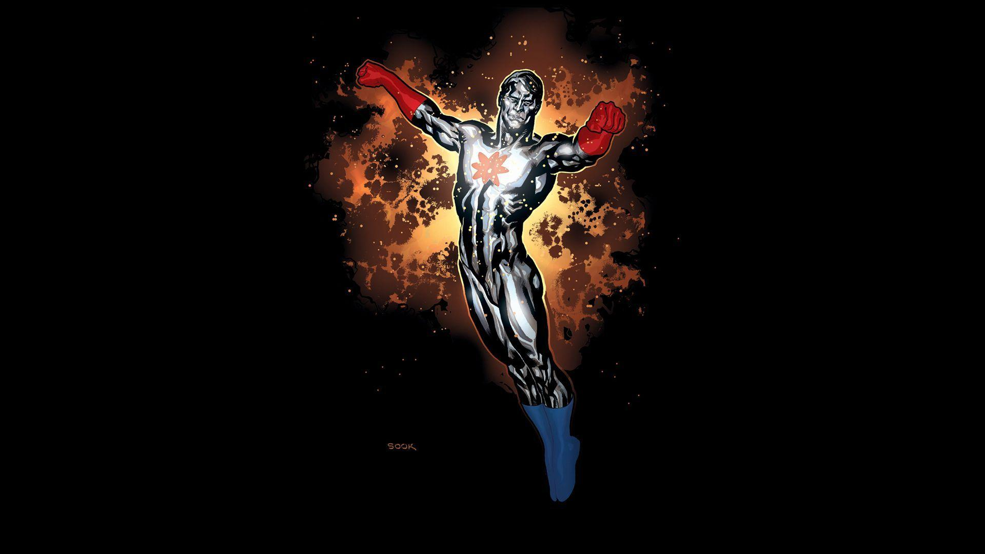 Captain Atom Wallpapers 7