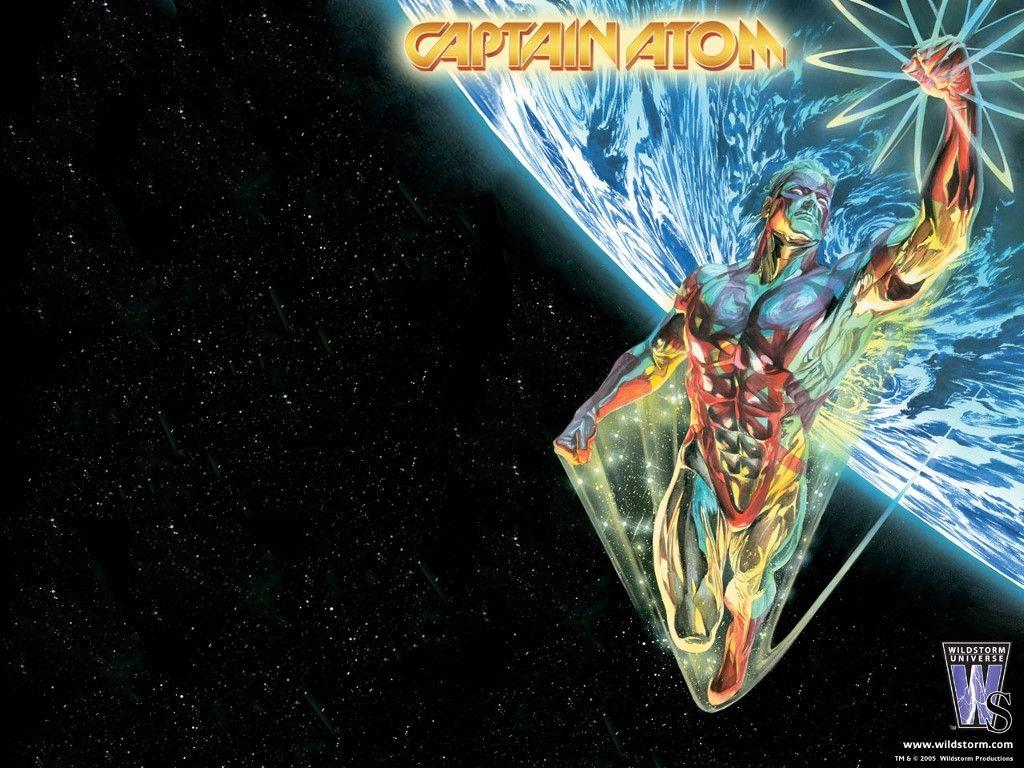 Captain Atom Wallpapers 11