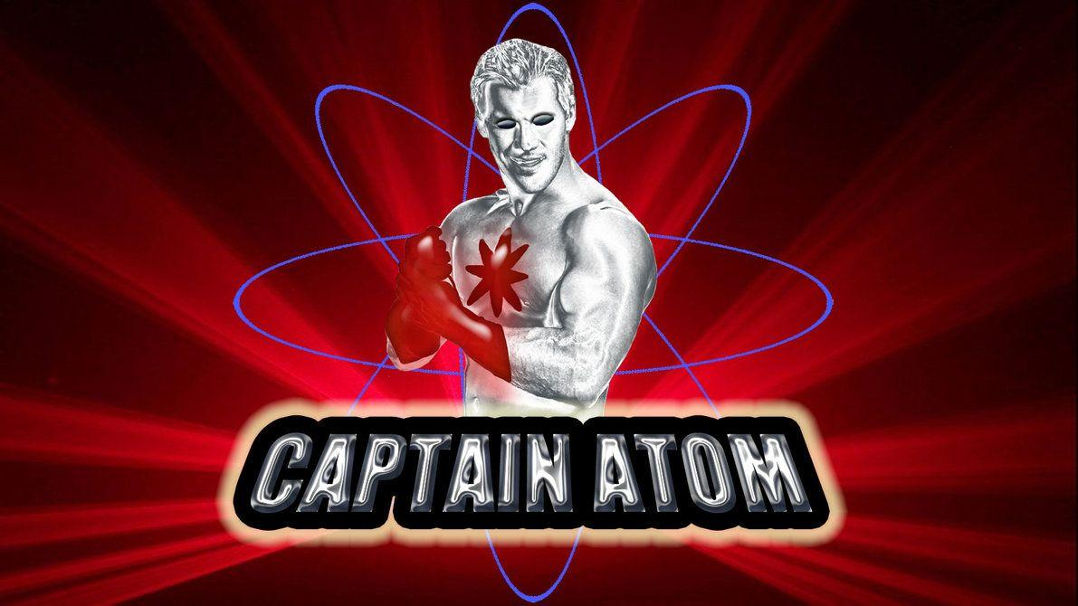 CAPTAIN ATOM starring Chris Jericho wp by SWFan1977