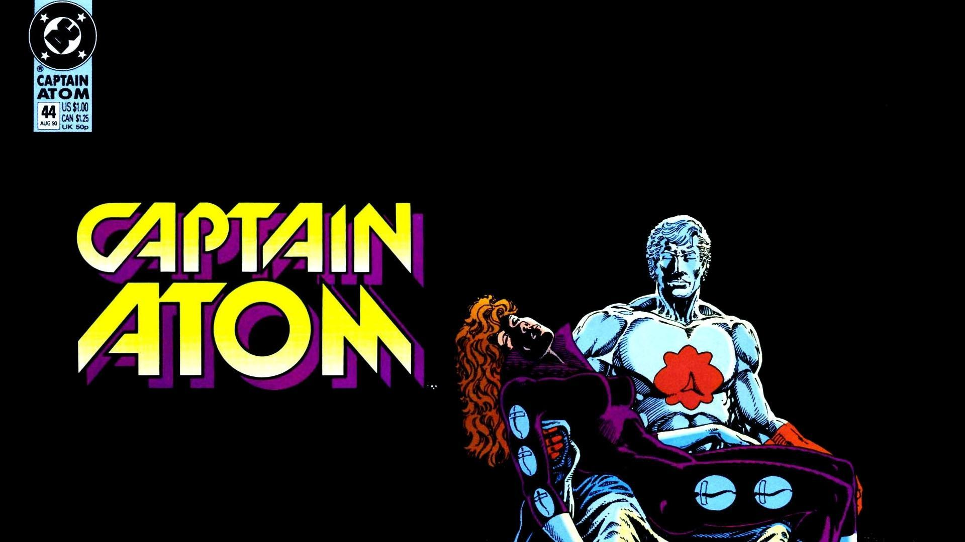 Captain Atom Cool Wallpapers Download