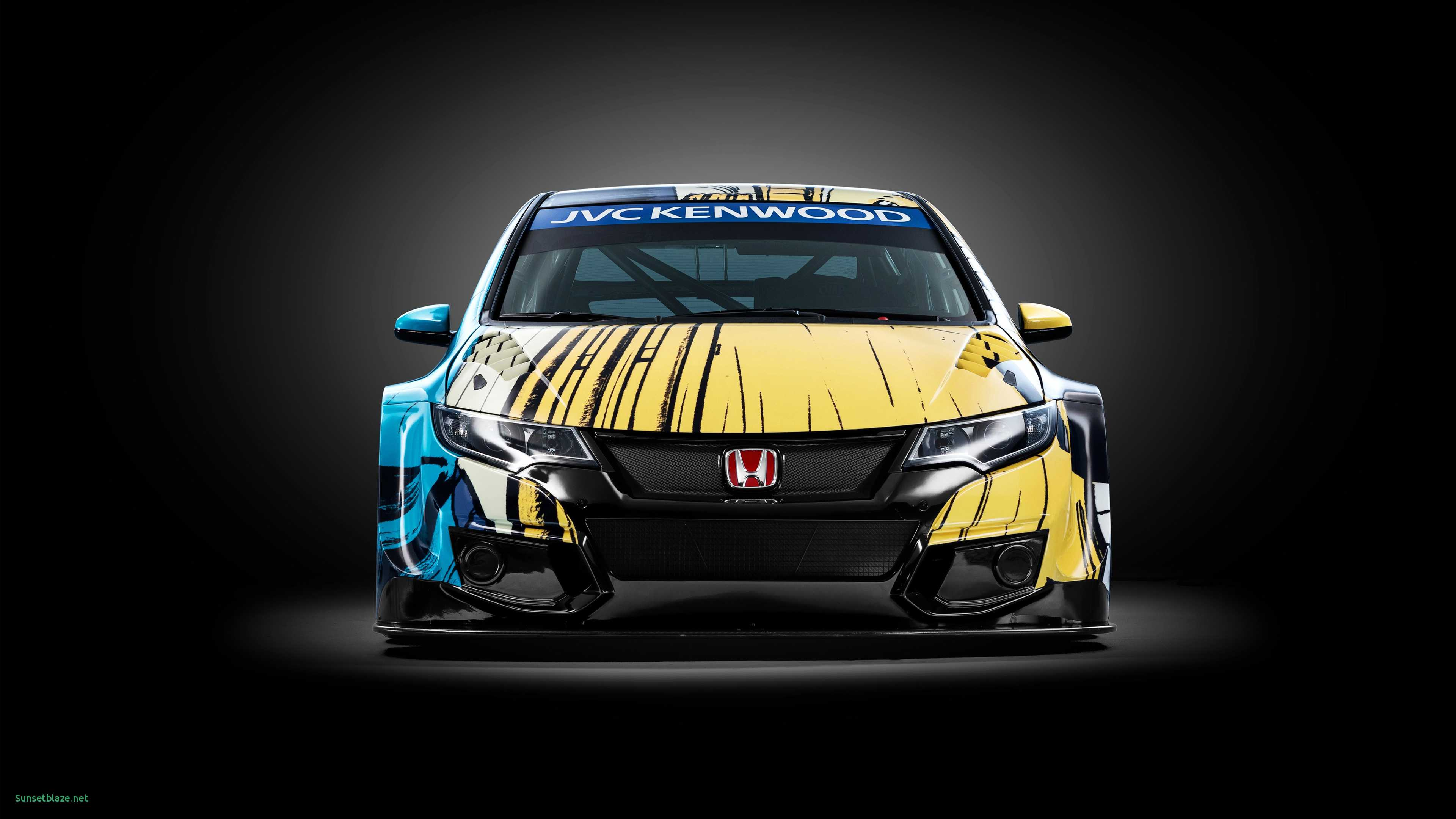 Honda Civic Wtcc Hd Inspirational Honda Cars Wallpapers Hd
